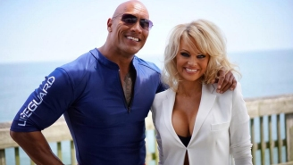 Pamela Anderson will be in the 'Baywatch' movie, and all is right with the world