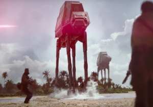The 'Rogue One: A Star Wars Story' Honest Trailer Takes Everyone To Task For The Same Spelling Mistake