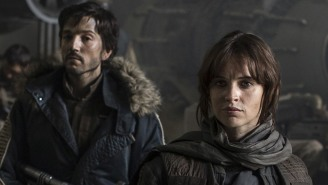 Some dudes are already hating on Star Wars: Rogue One, and the world is madness