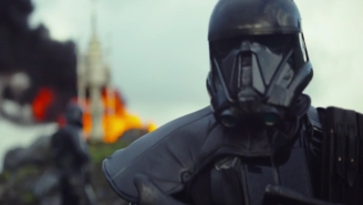 Check Out The First Teaser Look At 'Rogue One: A Star Wars Story'