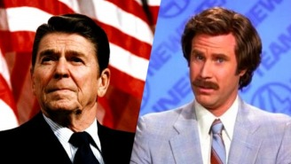 Ronald Reagan's Daughter Is Not Pleased About Will Ferrell's Upcoming Biopic