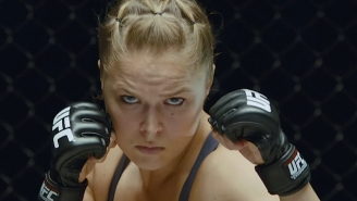 What Does Ronda Rousey's New Movie Deal With Lifetime Mean For Her UFC Career?