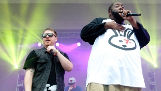 Run The Jewels Created An Augmented Reality Platform To Accompany Their New Album