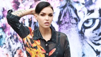 Ruby Rose Doesn't Want To Hear About How She 'Turned You Gay'