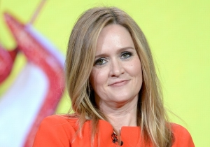 Samantha Bee Has Some Big Plans For Expanding 'Full Frontal' In The Near Future