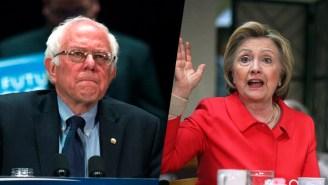 Bernie Sanders Renews His Call For Hillary Clinton's Wall Street Transcripts