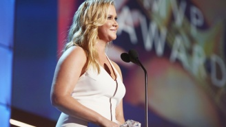Amy Schumer Fires Back After Being Labeled 'Plus Size' By 'Glamour' Magazine