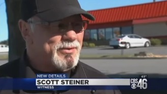 Big Poppa Pump Scott Steiner Witnessed An Attempted Murder At A Hardee's