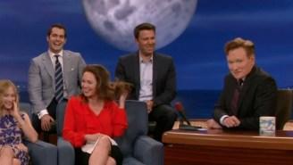 Conan's Massive 'Batman V Superman' Special Turned Into A Big Superpowered Sex Talk