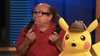 Danny DeVito Gives A Very 'It's Always Sunny' Answer About Voicing Detective Pikachu
