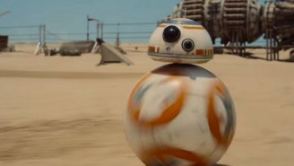 Now You Can Watch 'The Force Awakens' With Your Personal BB-8 Droid