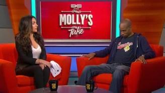 Bomani Jones Explains Why He Wore That Controversial 'Caucasians' Shirt On ESPN