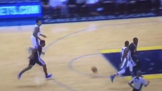 Who The Heck Is Xavier Munford And How Did He Make This Pass Against The Warriors?