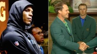 Stop Comparing Cam Newton To Jordan Spieth