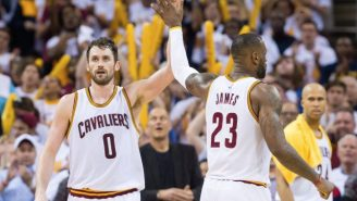 How Do The Pistons Plan To Slow Down Kevin Love? 'Maybe Rough Him Up A Little Bit'