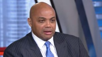 Why Charles Barkley Was The Best Thing About The NBA Playoff Games Tuesday Night