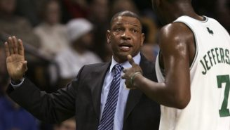 The Time Doc Rivers Cursed Out Al Jefferson Over Something We All Do
