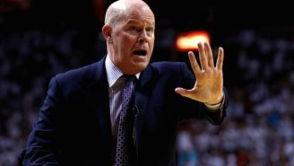 Why Hornets Coach Steve Clifford Politely Poo-Poo'd Reporters After Game 2's Loss