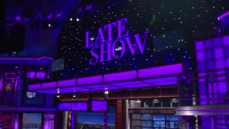 Stephen Colbert And Jon Batiste Fondly Remembered Prince On 'The Late Show With Stephen Colbert'