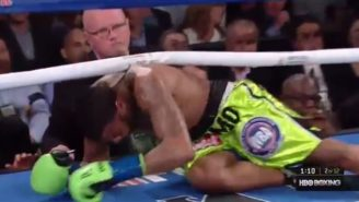 Watch Gennady Golovkin Destroy Dominic Wade For His 22nd Straight Knockout