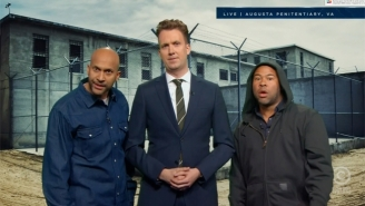 Key And Peele Visit 'The Daily Show' To Put The Felons Voting Issue To Rest
