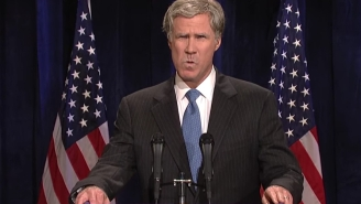 Will Ferrell Adds Ronald Reagan To His List Of Presidential Impressions In A New Movie