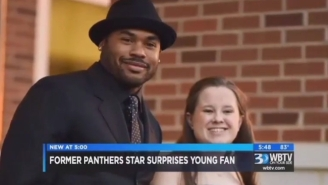 Steve Smith Made One Girl's Dream Come True By Taking Her To Prom