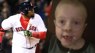 David Ortiz's Game-Winning Home Run Sparked A Heartwarming Video From A Young Child