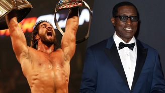 WWE's Seth Rollins And Wesley Snipes Are Going To Be In A Movie Together And It's Gonna Be Bananas
