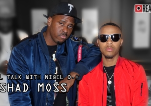 """Shad Moss Speaks On CSI Cyber, Fatherhood And The Controversy Over The """"Dab"""" With Migos"""