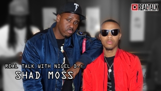 "Shad Moss Speaks On CSI Cyber, Fatherhood And The Controversy Over The ""Dab"" With Migos"