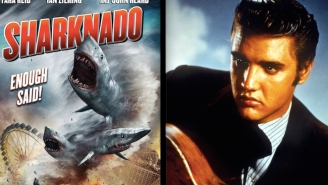 'Sharknado' Vendors The Asylum Are Bringing Elvis Presley Back To Life For A TV Movie