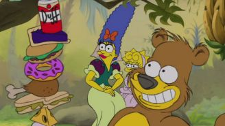 'The Simpsons' Transform Into Classic Disney Movies In This Whimsical Couch Gag