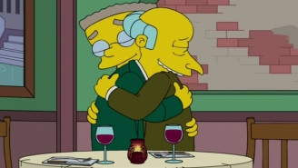 Smithers Finally Professes His Love For Mr. Burns On 'The Simpsons' In A Stand-Out Episode