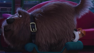 New 'Secret Life of Pets' trailer digs into the Max-Duke rivalry