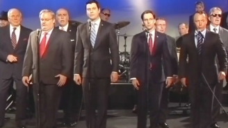 The GOP Establishment Trots Out Their Own 'Shuffle' In This Cut 'SNL' Sketch