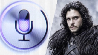 Siri May Know Whether Jon Snow Is Dead, And Here's What Happens When You Ask Her About It