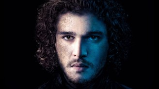 Game of Thrones: Playing sneaky Jon Snow word games, we see