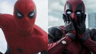 YES, Hollywood, make the Deadpool/Spider-Man crossover happen