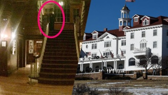 People Are Freaking Out About This 'Ghost' That Appeared At The Stanley Hotel