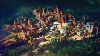 Will 'Star Wars Land' Help Usher 'The Old Republic' Back Into Canon?