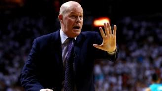 The Orlando Magic Will Hire Steve Clifford As Their Next Head Coach