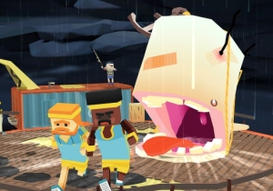 GammaSquad Review: 'Stikbold!' Is Dodgeball Without The Humiliation