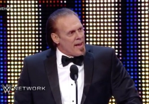 Sting Officially Retired From Wrestling During An Emotional WWE Hall Of Fame Speech