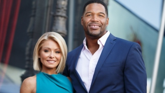 Kelly Ripa Apparently 'Had No Choice' But To Force Michael Strahan Out Early