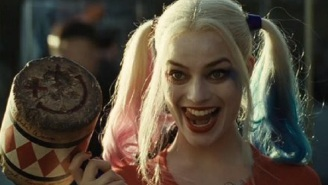 Margot Robbie Would Like To Play Harley Quinn 'Forever'