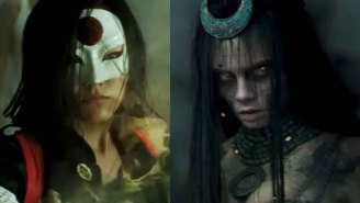 According to the new 'Suicide Squad' trailer, Katana and Enchantress aren't part of the team