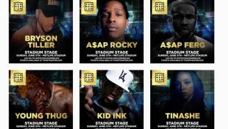 Here Is Hot 97's Summer Jam 2016 Stadium Stage Lineup