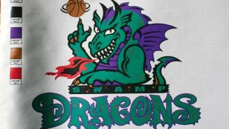 Did You Know How Close The Nets Came To Being Renamed The Swamp Dragons?