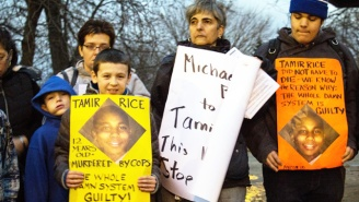 A Cleveland Police Rep Urges Tamir Rice's Family To Invest In Gun Education For Kids
